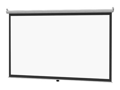 Da-Lite Model B Manual Projection Screen, Matte White, 4:3, 50 x 67in