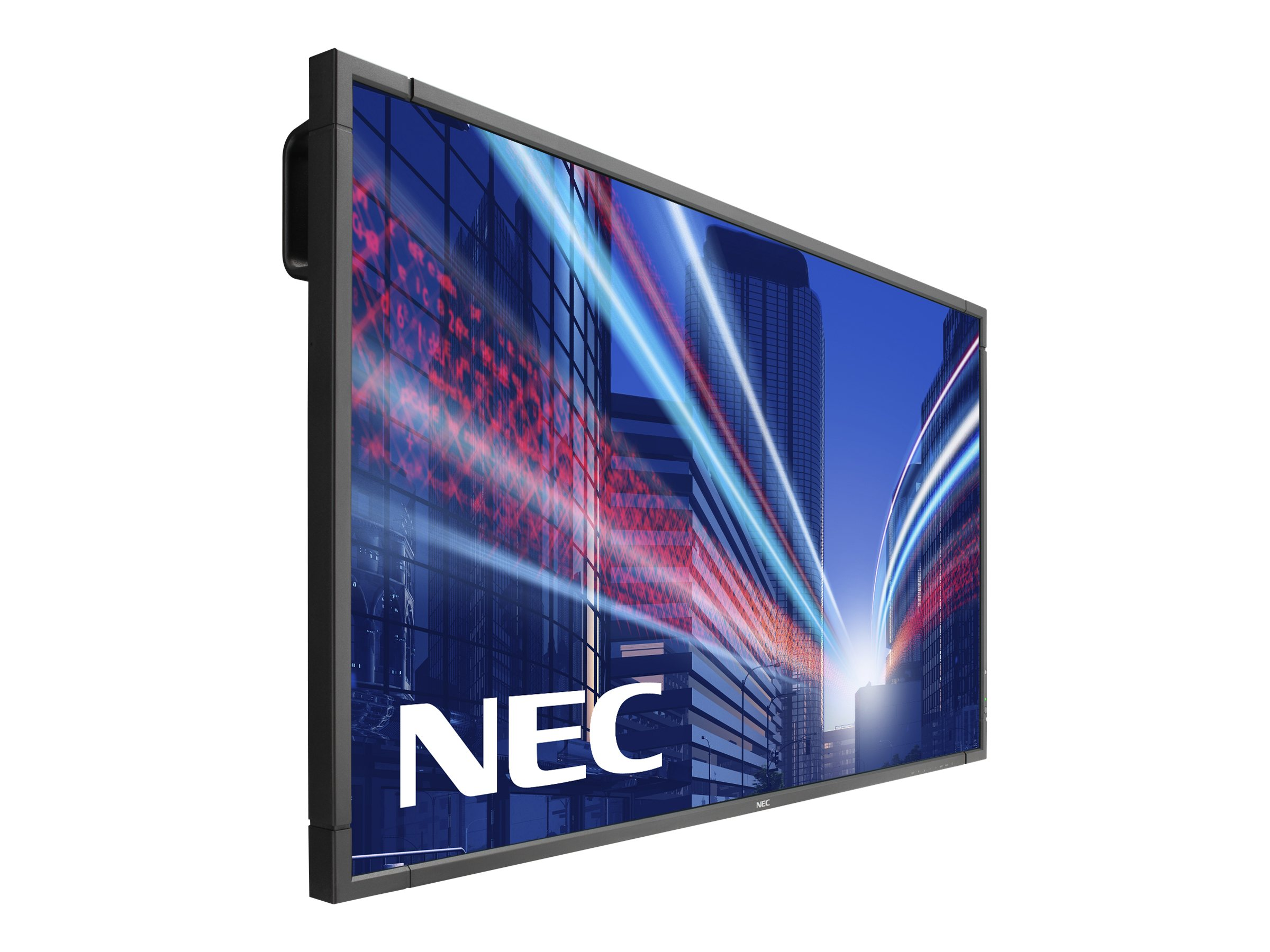 NEC 55 P553 Full HD LED-LCD Monitor, Black, P553