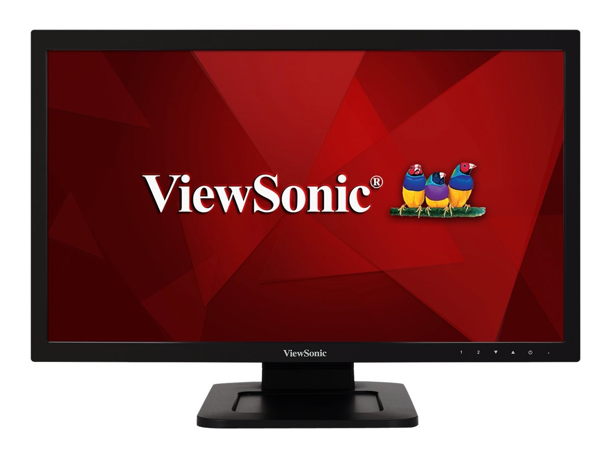 ViewSonic 21.5 TD2210 Full HD LED-LCD Touchscreen Monitor, Black