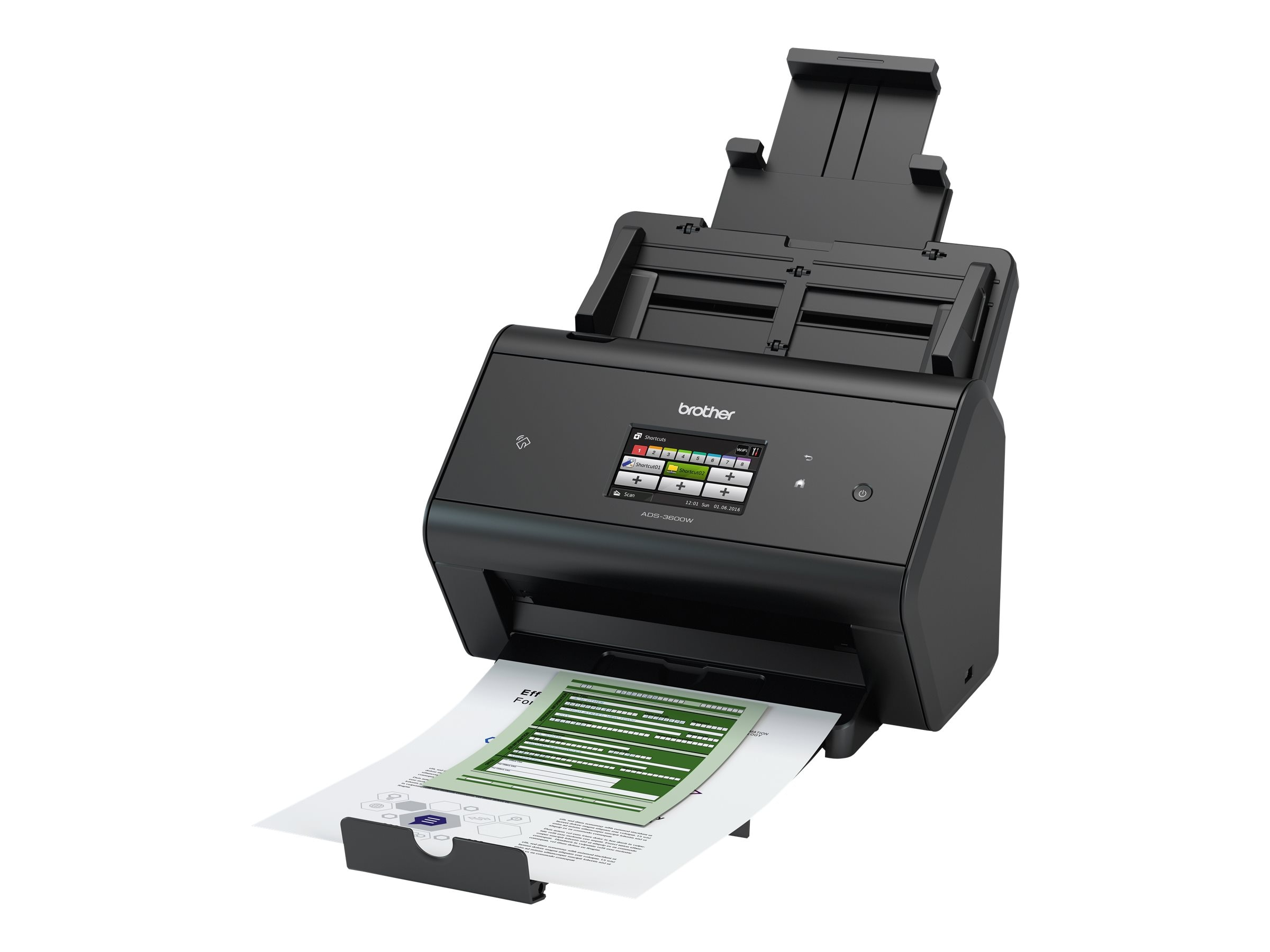Brother Network Document Scanner