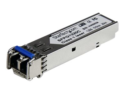 StarTech.com 1.25Gbps Gigabit 1310nm GBIC SM LC Fiber SFP Transceiver with DDM 20km, SFPG1320C, 13895923, Network Device Modules & Accessories