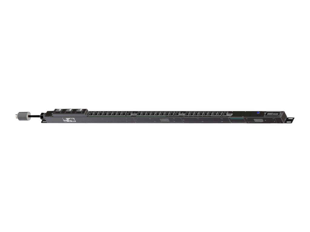 Liebert PDU 32A Rated IEC-60309 (21) IEC-C13  (6) IEC-C19 Outlets