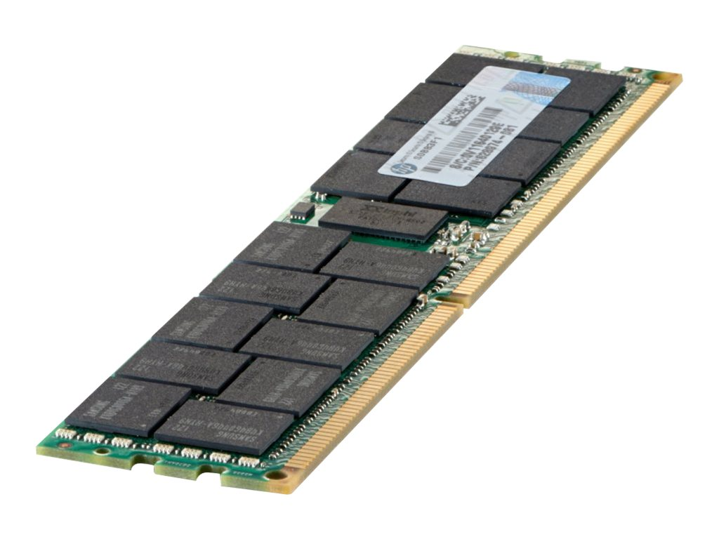 HPE Smart Buy 4GB PC3-12800 240-pin DDR3 SDRAM DIMM for Select ProLiant Models, 713981-S21, 16328705, Memory