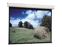 Da-Lite Advantage Manual with CSR Projection Screen, Matte White, 16:10, 109