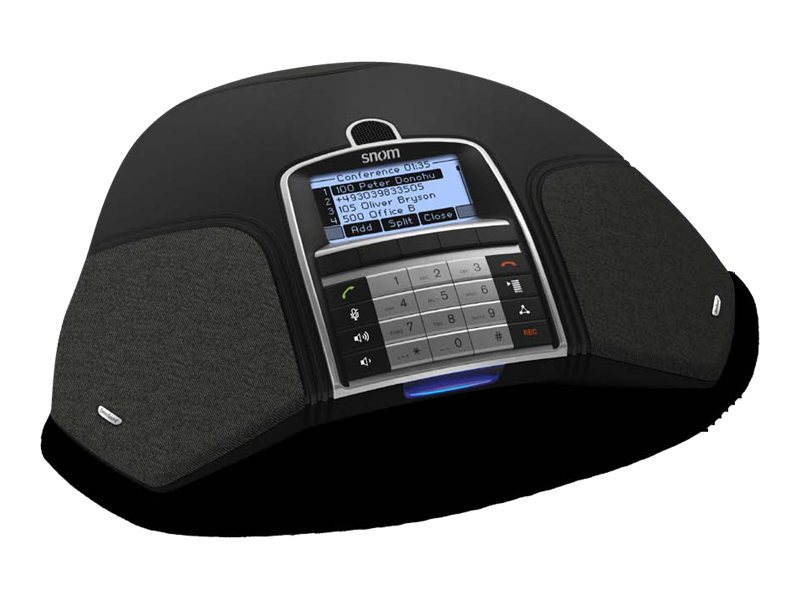 Snom MeetingPoint VoIP Phone, MEETINGPOINT/VOIP, 10665735, VoIP Phones