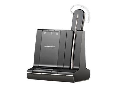 Plantronics W745-M Savi 700 Series Headset