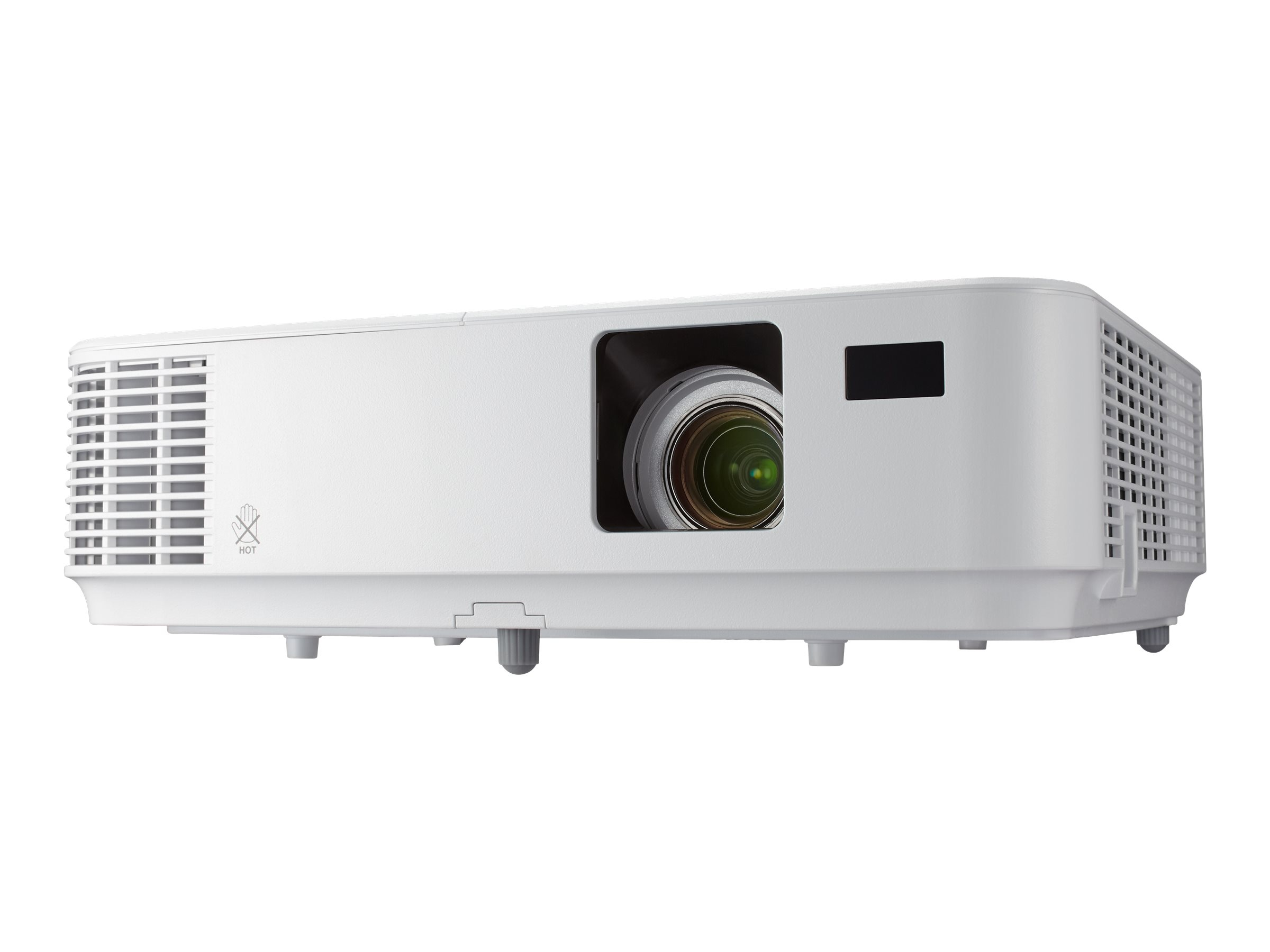 NEC VE303 SVGA DLP Projector, 3000 Lumens, White, NP-VE303