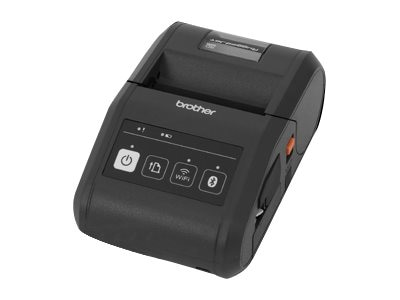 Brother RuggedJet RJ3050 3 Direct Thermal Portable Battery Operated Printer, RJ3050