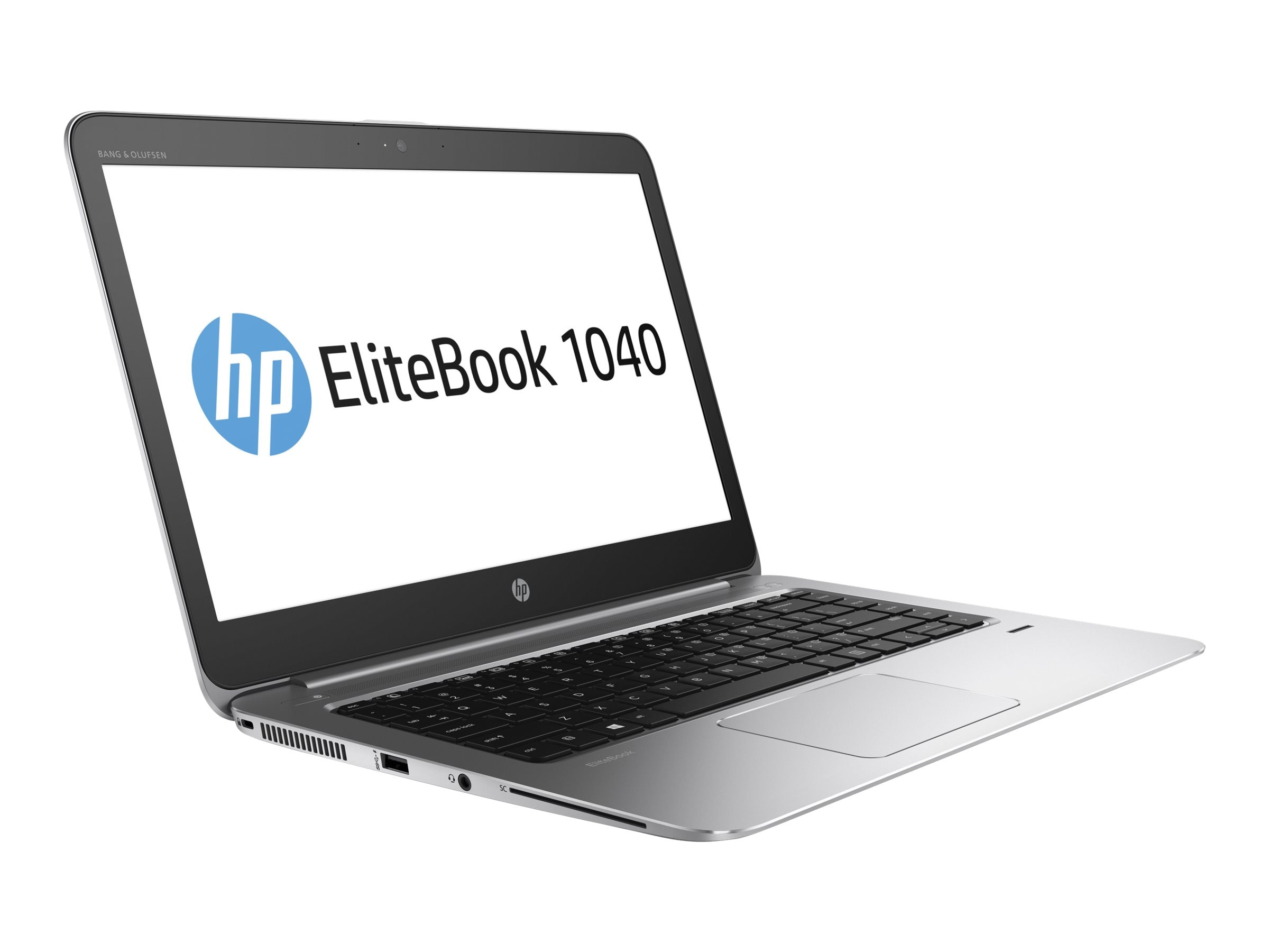 HP EliteBook 1040 G3 2.4GHz Core i5 14in display, X1C38AW#ABA