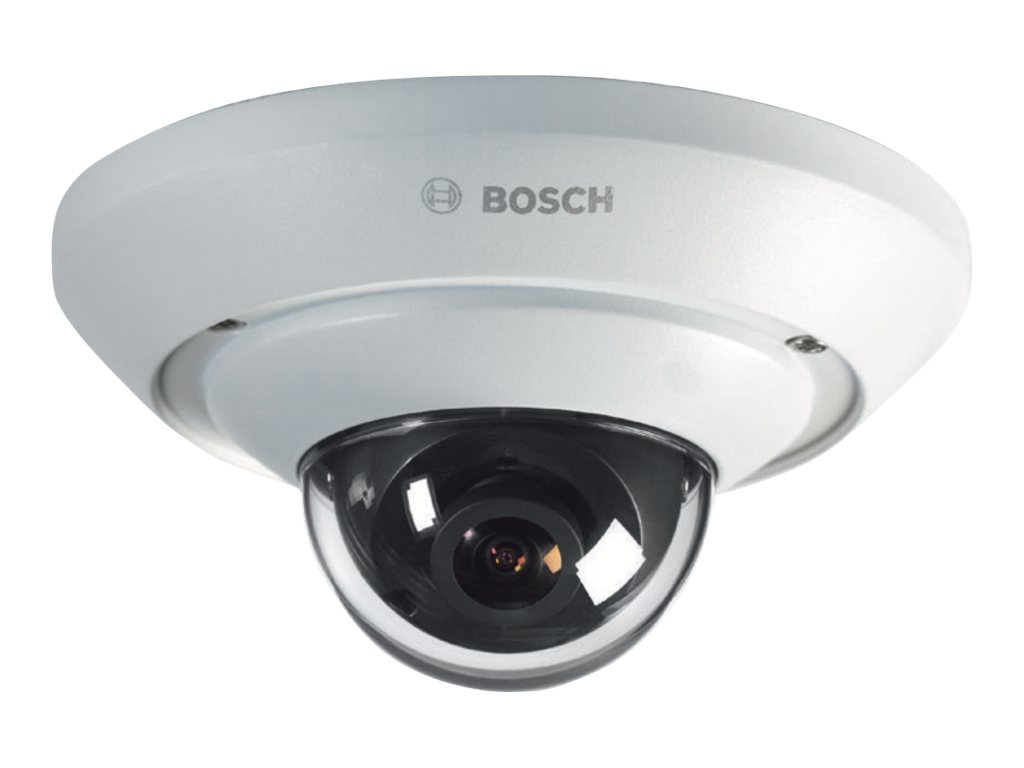 Bosch Security Systems Flexidome Micro 5000 MP 5-megapixel Microdome, 3.74mm lens, IP66
