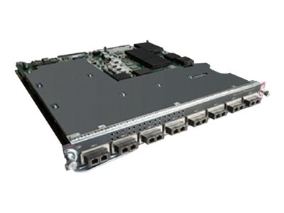Cisco C6K 8Pt. 10G Module with DFC4XL TrustSec, WS-X6908-10G-2T, 13073612, Network Device Modules & Accessories