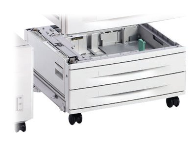 Oki 1000-Sheet Tabloid Tray Option for B930 Series Printers, 70053901, 8479407, Printers - Input Trays/Feeders