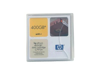 HPE 200 400GB 609m LTO-2 Ultrium Tape Cartridge 5 Pack, C7972A-5PK, 420419, Tape Drive Cartridges & Accessories