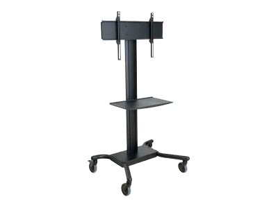Peerless Cart with Metal Shelf, SR560M-AB, 13419206, Stands & Mounts - AV