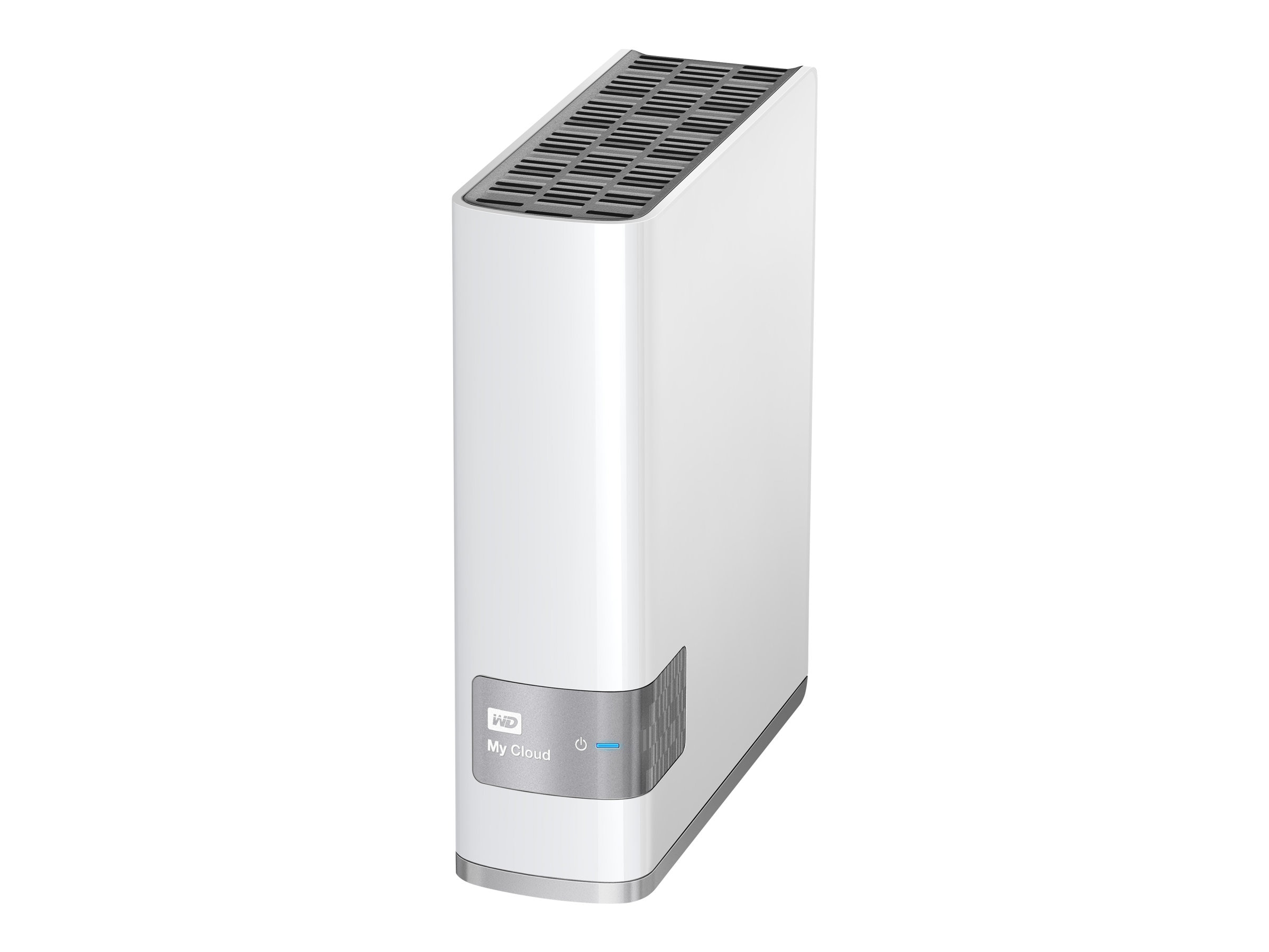 WD WD 2TB My Cloud Personal Cloud Storage, NAS, WDBCTL0020HWT-NESN, 16259869, Network Attached Storage