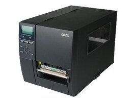 Oki LE840D D Direct Thermal USB 2.0 + LAN Enterprise Label Printer, 62309503, 30879423, Printers - Label