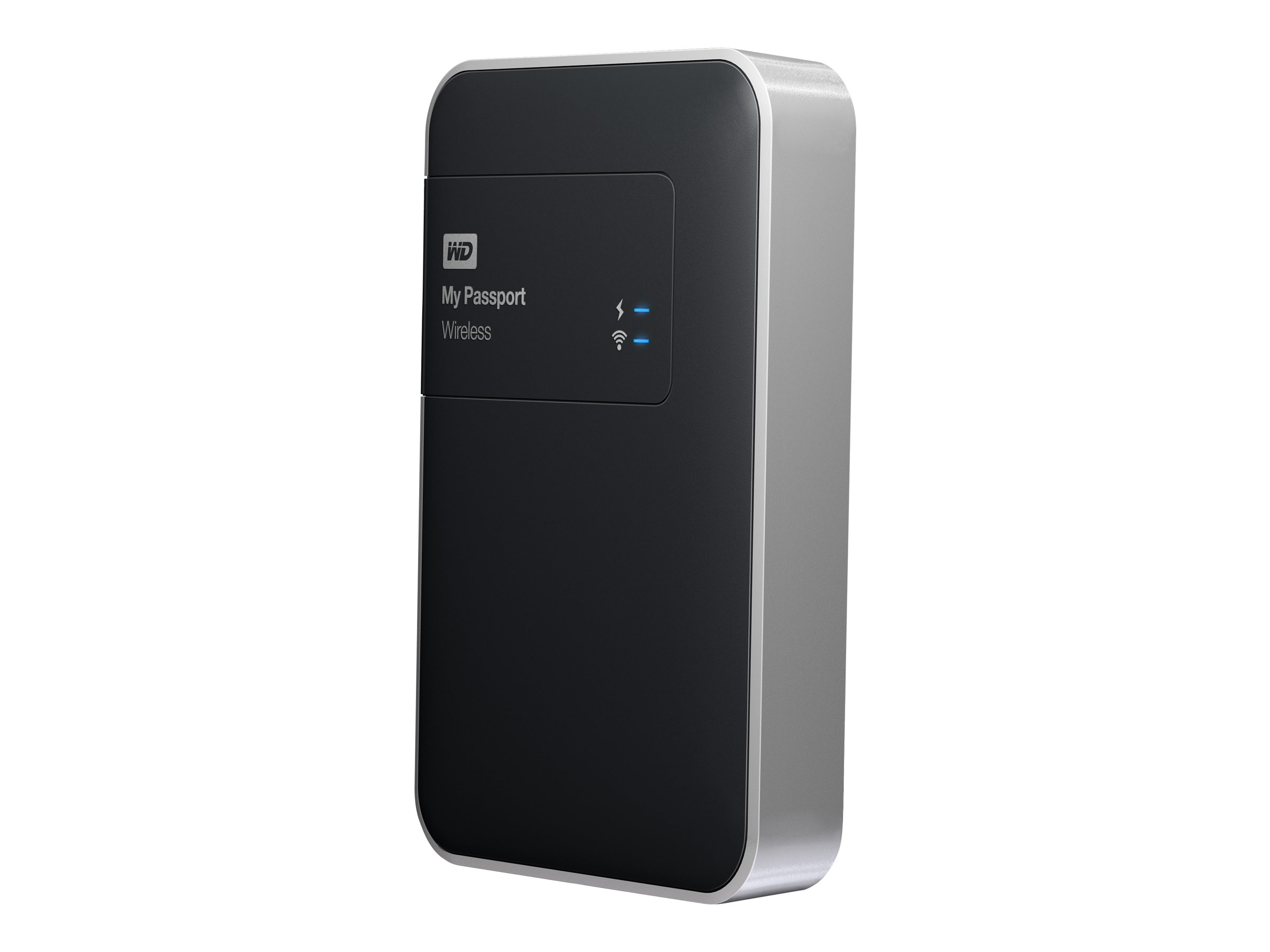 WD 1TB My Passport Wireless Storage - Black, WDBK8Z0010BBK-NESN, 17741420, Network Attached Storage