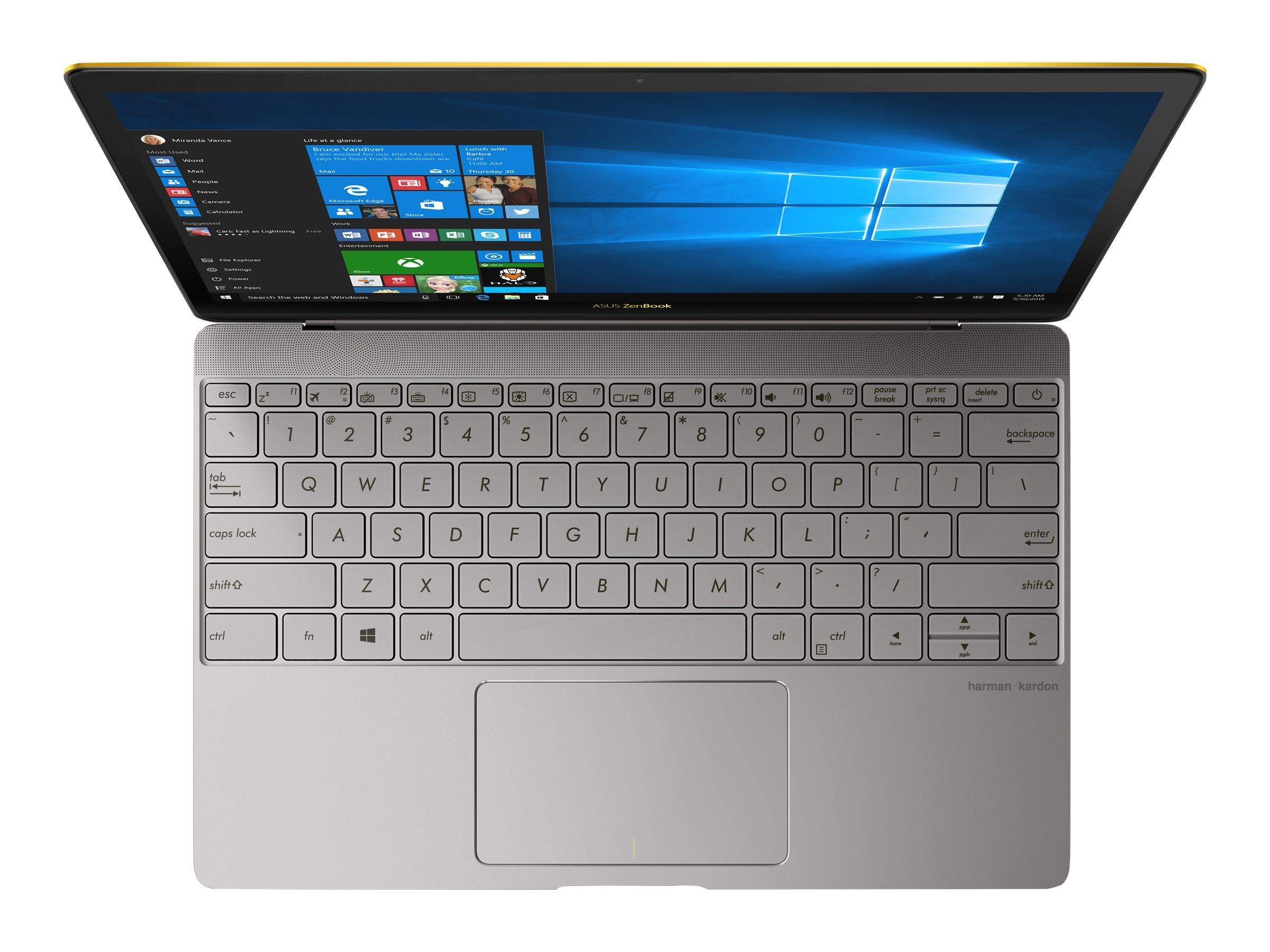 Asus Notebook PC Core i5-7200U 8GB 256GB 12.5 W10, 90NB0CZ3-M03530