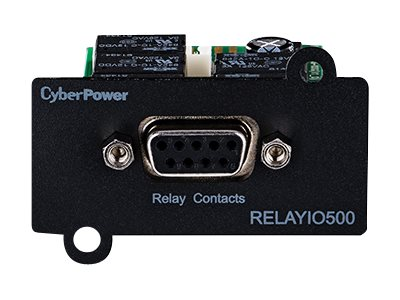 CyberPower Relay I O Card for UPS Status Monitoring, RELAYIO500