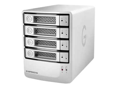 G-Technology 32TB Gspeed Q USB 3.0 Storage, 0G03974, 25745244, Hard Drives - External