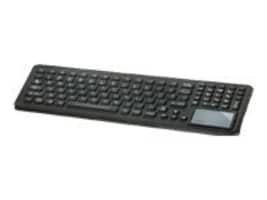 iKEY USB Backlit Keyboard, Sealed & Integrated, SLK-102-TP-USB, 9792121, Keyboards & Keypads