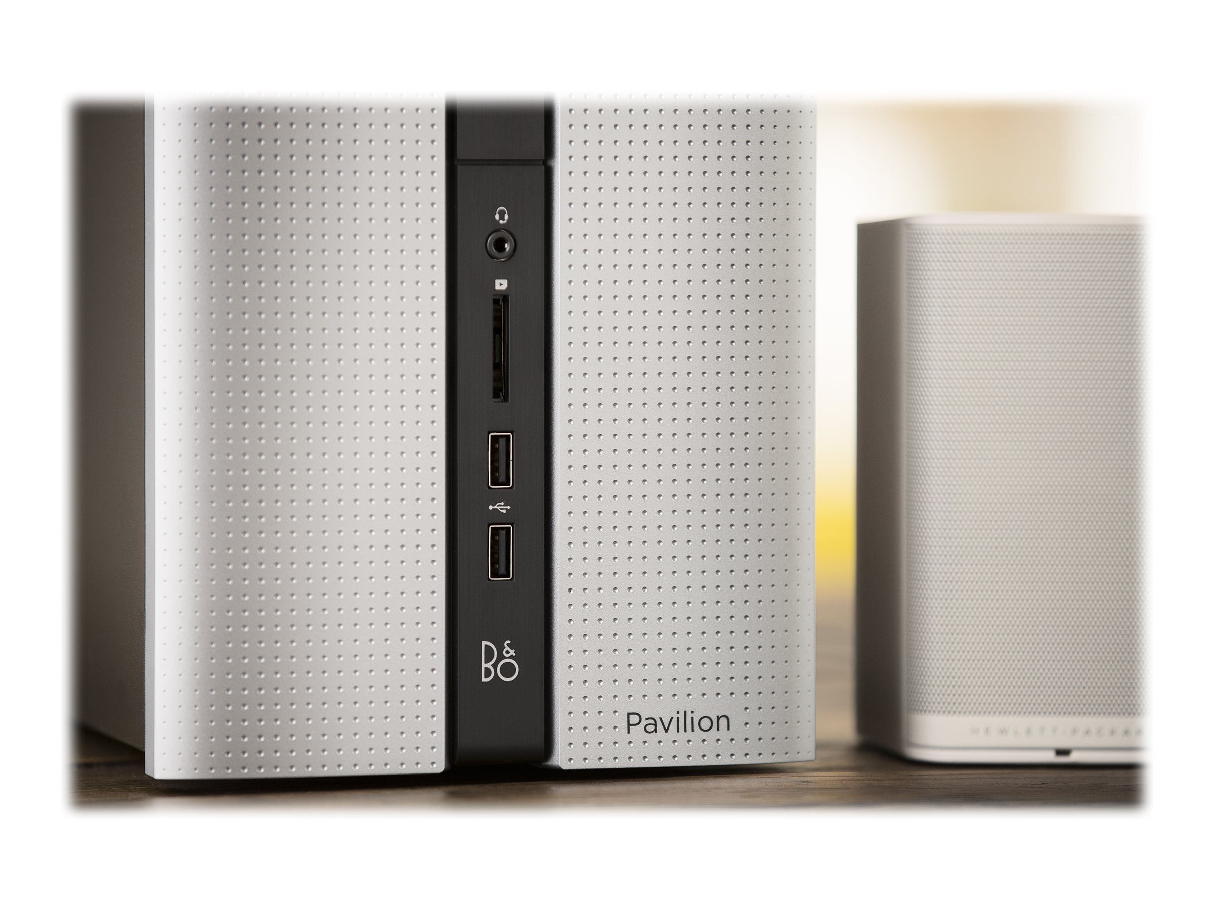 HP Pavilion 550-130 Desktop PC, M9Z86AA#ABA