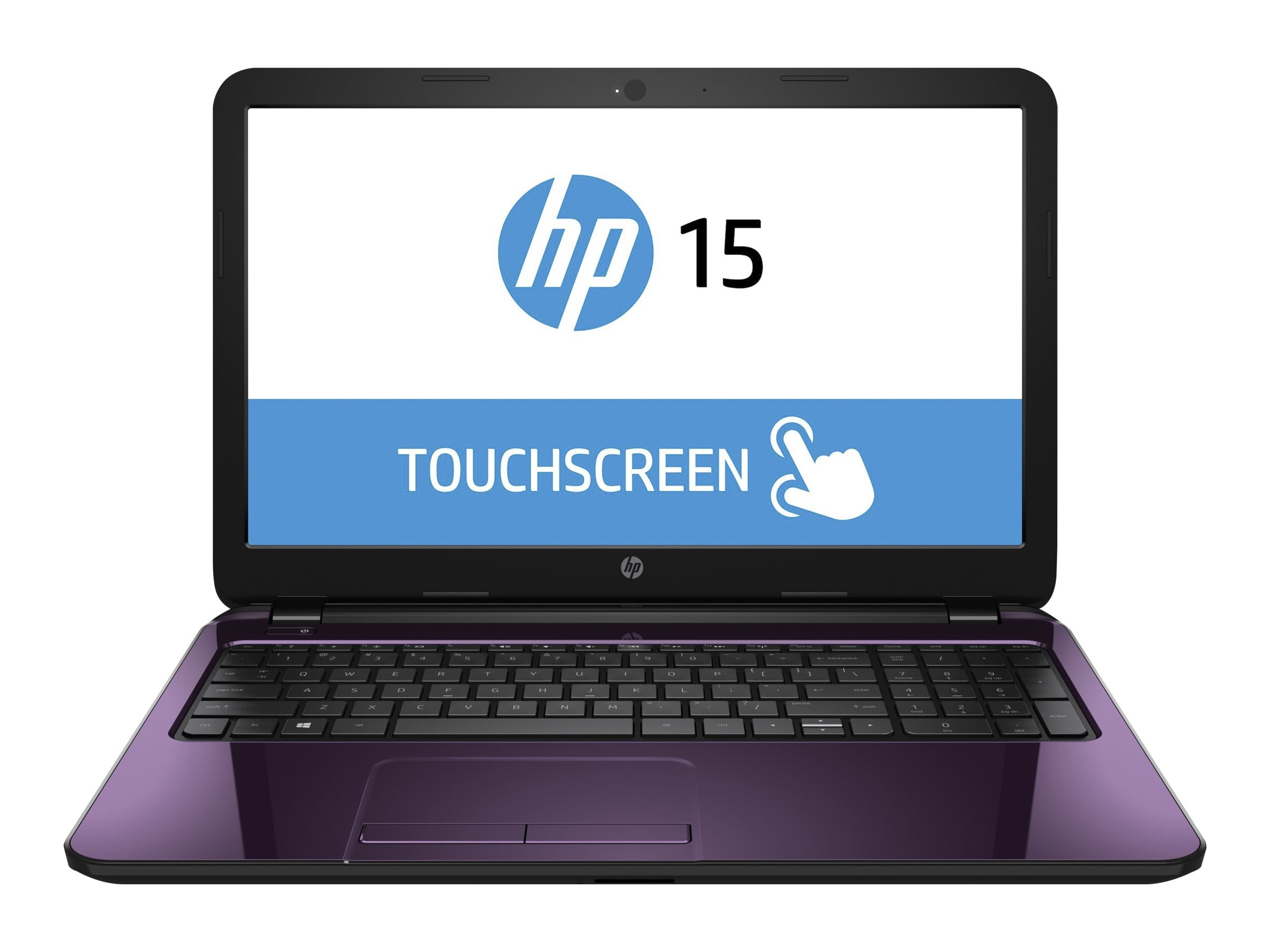 HP Pavilion 15-G085nr Touchsmart AMD A6-6310 1.8GHz 4GB 500GB DVD SM bgn WC 3C 15.6 HD MT W8.1-64, J5T25UA#ABA