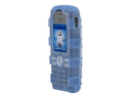 Zcover Silicone HC Dock in Case, Blue, CI925BCL, 21160901, Carrying Cases - Phones/PDAs