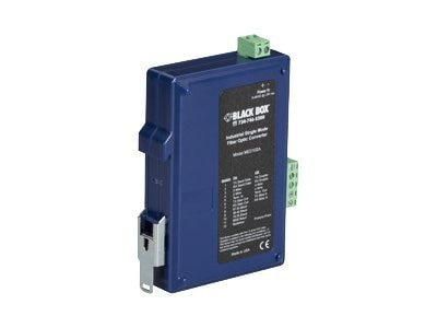 Black Box INDUSTRIAL DIN RAIL RS-232 RS-422 RS-485, MED102A