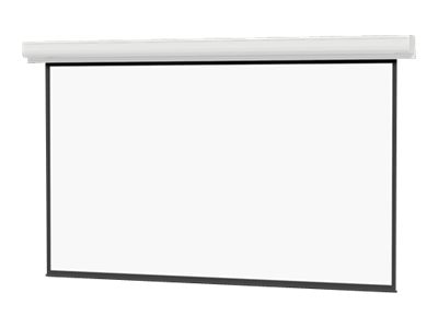 Da-Lite Contour Electrol Projection Screen, HC Matte White, 16:9, 133, 92638LS