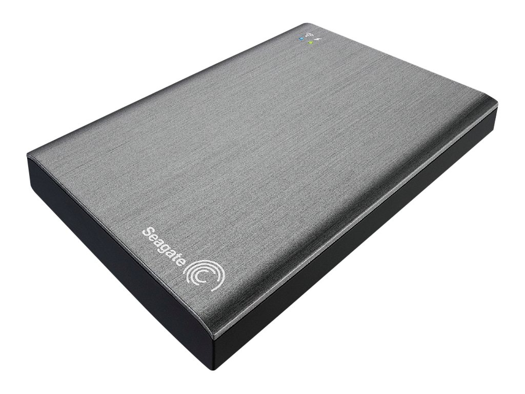 Open Box Seagate 500GB Wireless Plus Mobile Device Storage, STCV500100, 17374973, Network Attached Storage