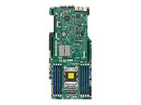 Supermicro Motherboard, Intel C602, LGA2011, Proprietary, Max 256GB, 2PCIEX16, PCIEX8, GBE, Video, SATA3