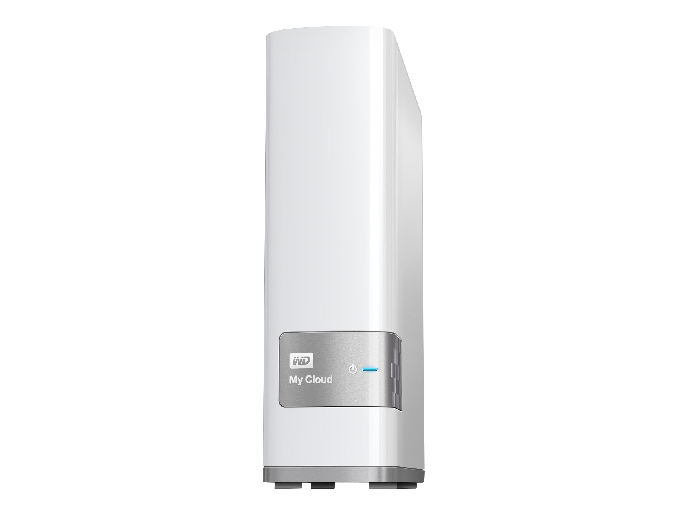 WD 4TB My Cloud Personal NAS, WDBCTL0040HWT-NESN, 16368395, Network Attached Storage