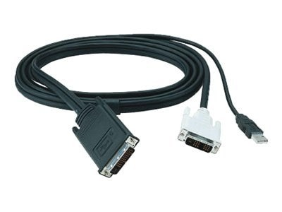 InFocus M1 to USB and DVI Y-Cable, 2m, SP-DVI-D-R, 7449476, Cables