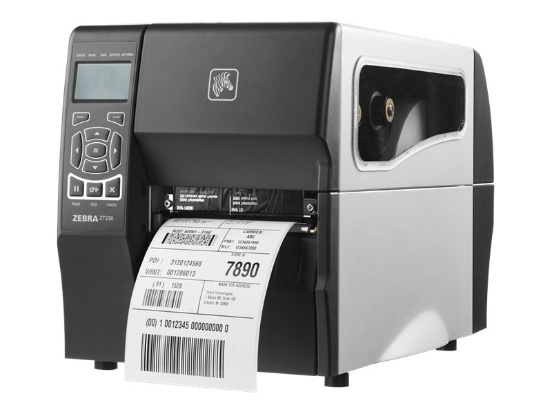 Zebra ZT230 Direct Thermal Printer, ZT23042-D01000FZ