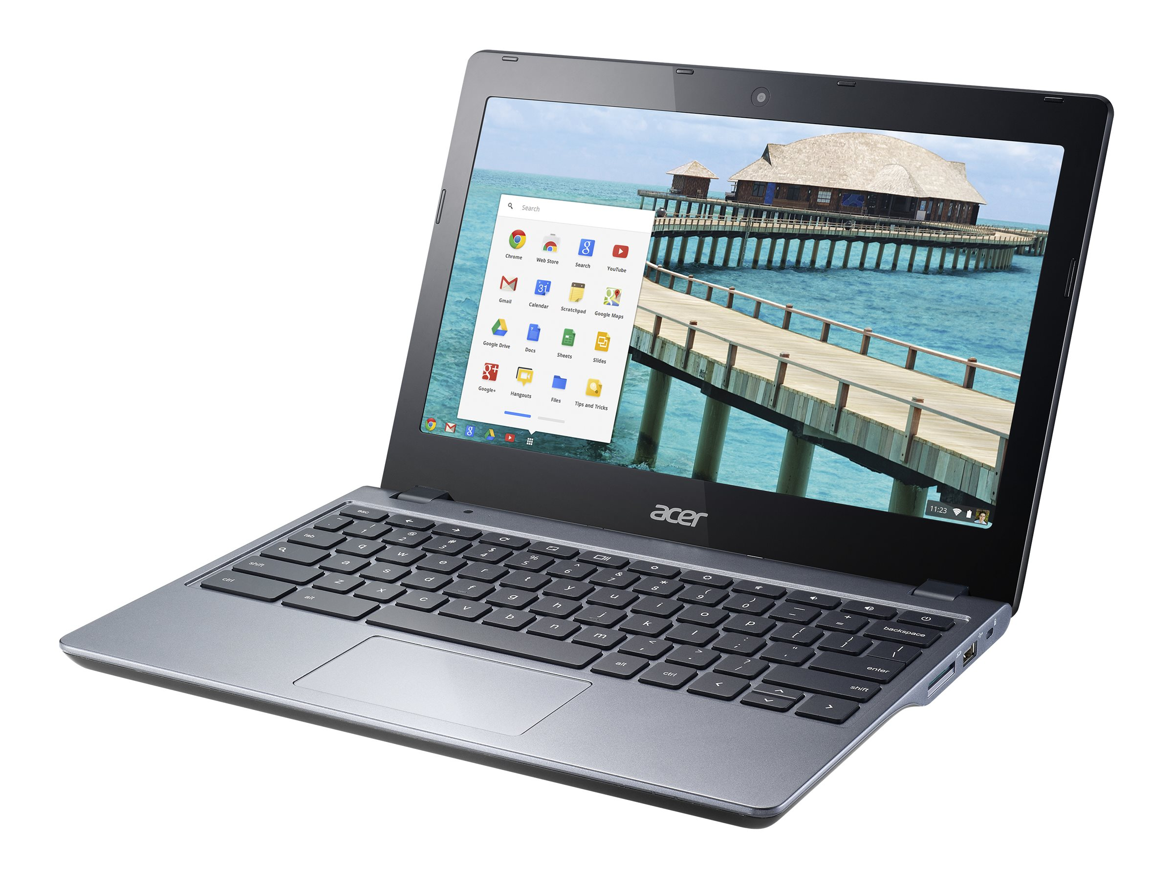 Acer Chromebook C720-2103 : 1.4GHz Celeron 11.6in display, NX.SHEAA.006, 16559263, Notebooks