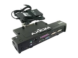 Axiom 130W E-Port Plus USB 3.0 Port Replicator, 331-6304-AX, 16665322, Docking Stations & Port Replicators