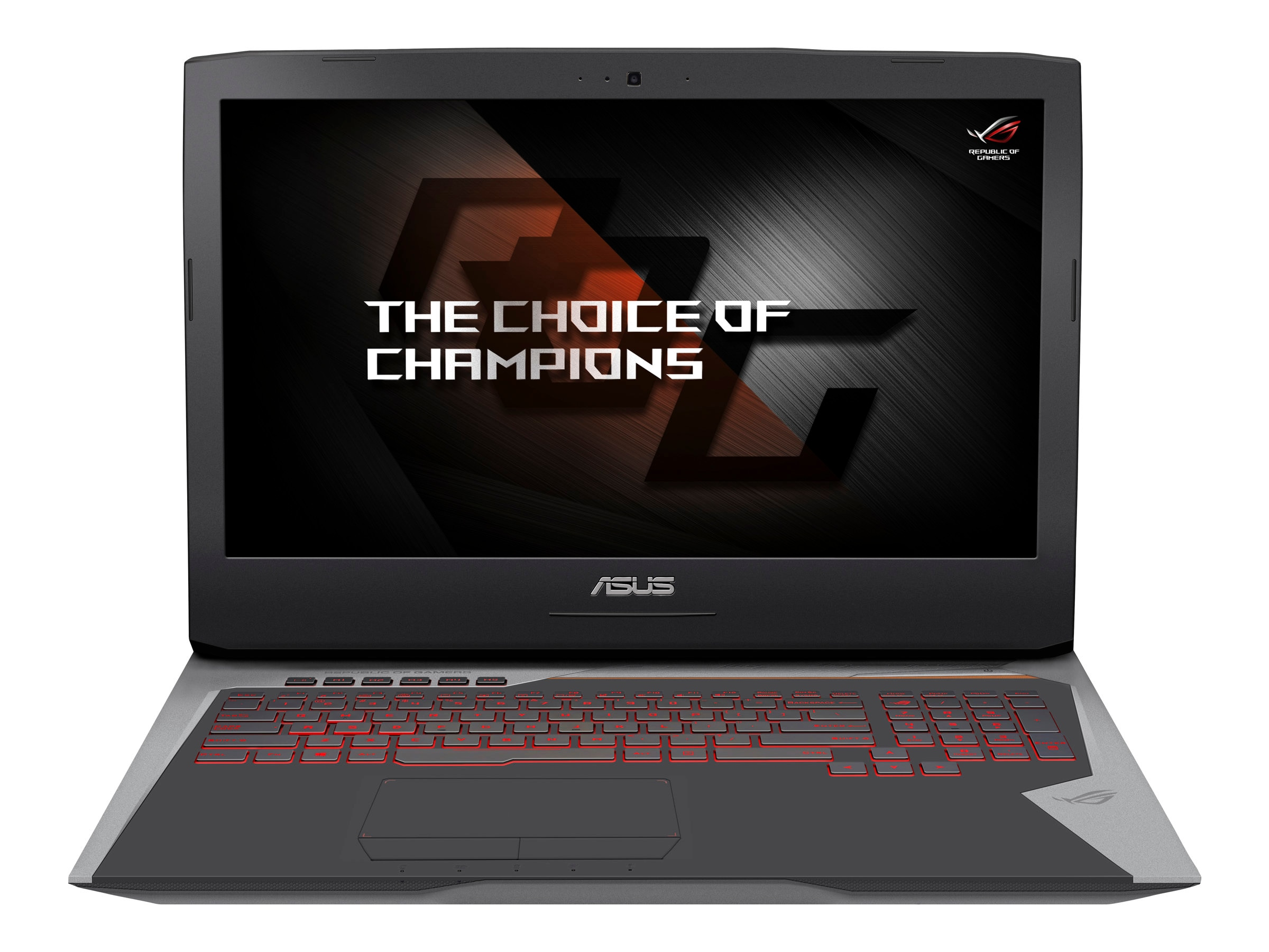 Asus G752VS-RB71 Image 4
