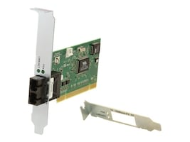 Transition Fast Ethernet NIC 100BFX-ST MM, N-FX-ST-03, 12602893, Network Adapters & NICs