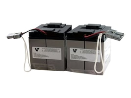 V7 Replacement UPS Battery for APC # RBC55, RBC55-V7, 21483793, Batteries - Other