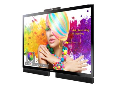 InFocus 70 INF7023 4K Ultra HD LED-LCD Touchscreen Display, Black