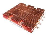 Supermicro 1U Passive CPU Heat Sink for 14-Blade Module, SNK-P0032P, 8664670, Cooling Systems/Fans