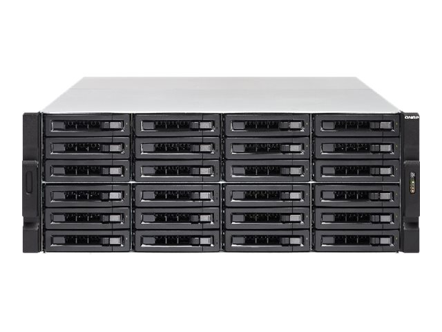 Qnap TS-EC2480U-RP 24-Bay High Performance Unified Storage, TS-EC2480U-RP-US, 17539791, Network Attached Storage