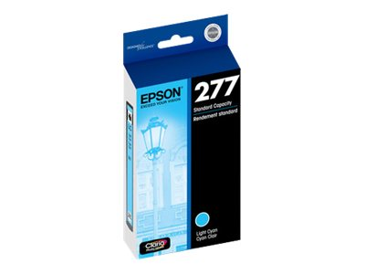 Epson Light Cyan 277 Ink Cartridge, T277520