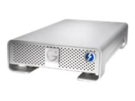 G-Technology 6TB G-Drive Thunderbolt Storage, 0G04023, 18387514, Hard Drives - External
