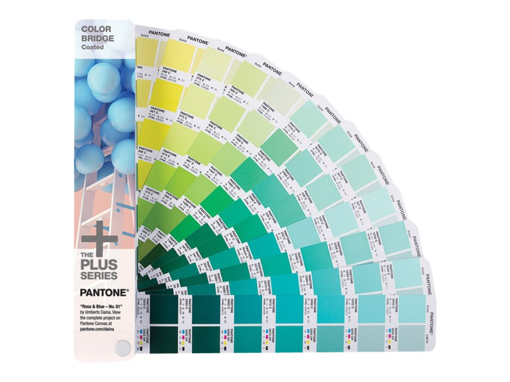 Pantone Color Bridge Guide Coated, GG6103N