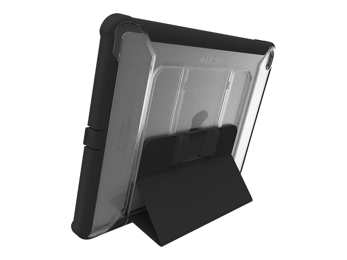 Trident Case Cyclops Sliding Stand Case for iPad Air 2, Clear, CY-APIPA2-CLSLK