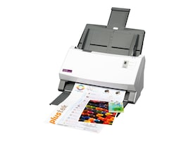 Plustek Smartoffice PS4080U Color Simplex Duplex 40ppm Departmental Scanner, 783064426305, 18033919, Scanners