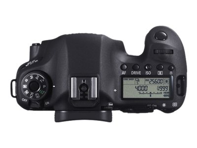 Canon EOS 6D Digital SLR Camera, 20.2MP (Body Only), 8035B002