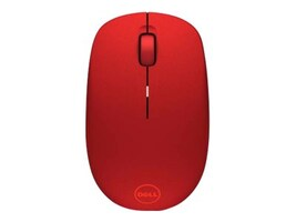 Dell WM126 Wireless Optical Mouse, Red, WM126-RD, 32084392, Mice & Cursor Control Devices